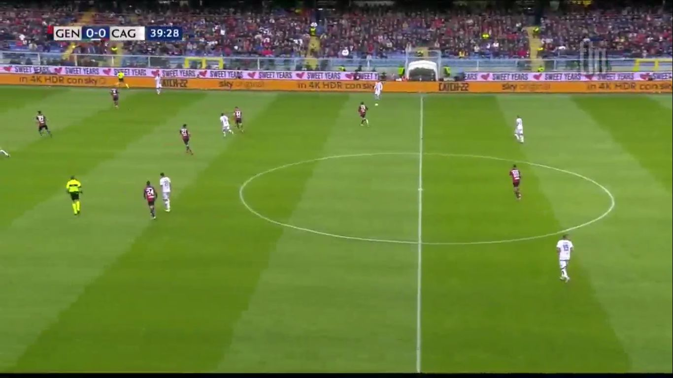 18-05-2019 - Genoa 1-1 Cagliari