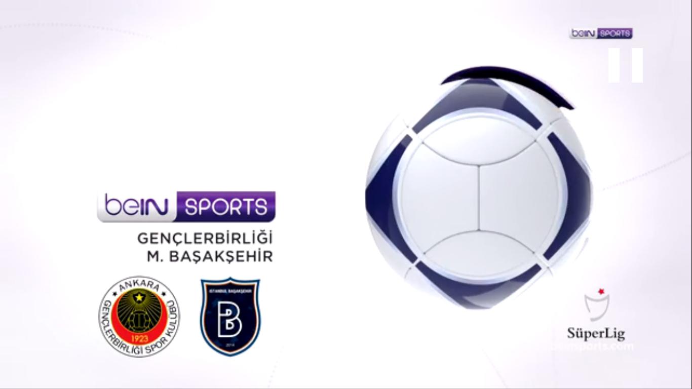01-09-2019 - Genclerbirligi 1-2 Istanbul Basaksehir