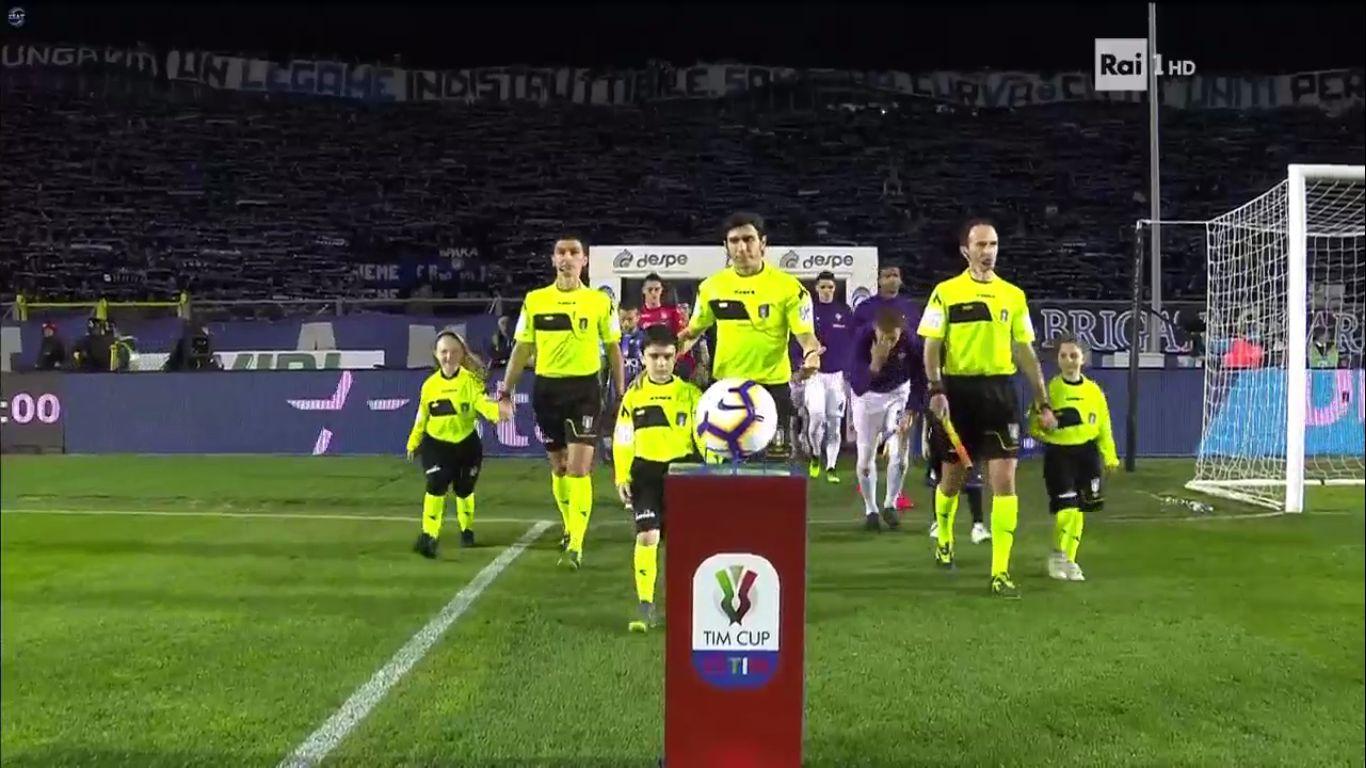 25-04-2019 - Atalanta 2-1 Fiorentina (COPPA ITALIA)