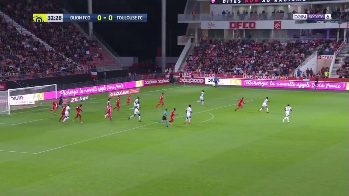 24-05-2019 - Dijon 2-1 Toulouse