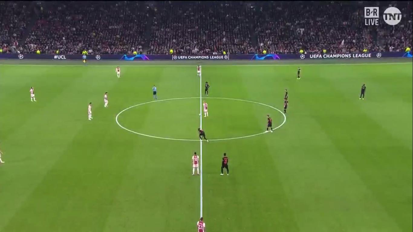 23-10-2019 - Ajax 0-1 Chelsea (CHAMPIONS LEAGUE)