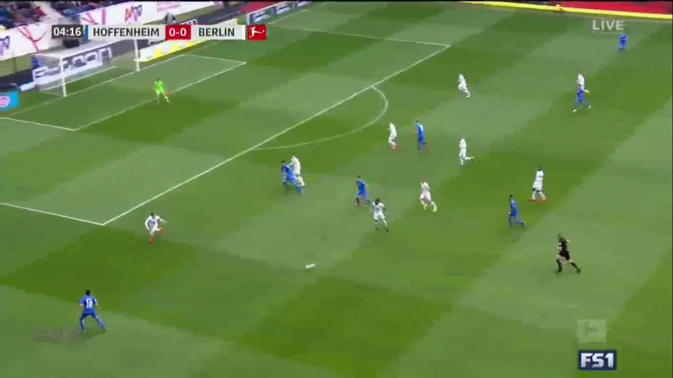 14-04-2019 - Hoffenheim 2-0 Hertha BSC