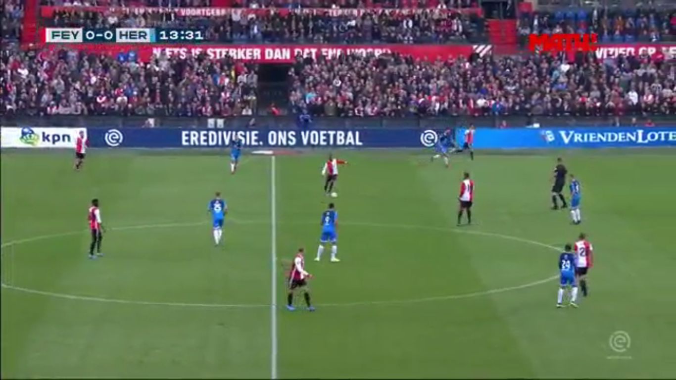 20-10-2019 - Feyenoord 1-1 Heracles