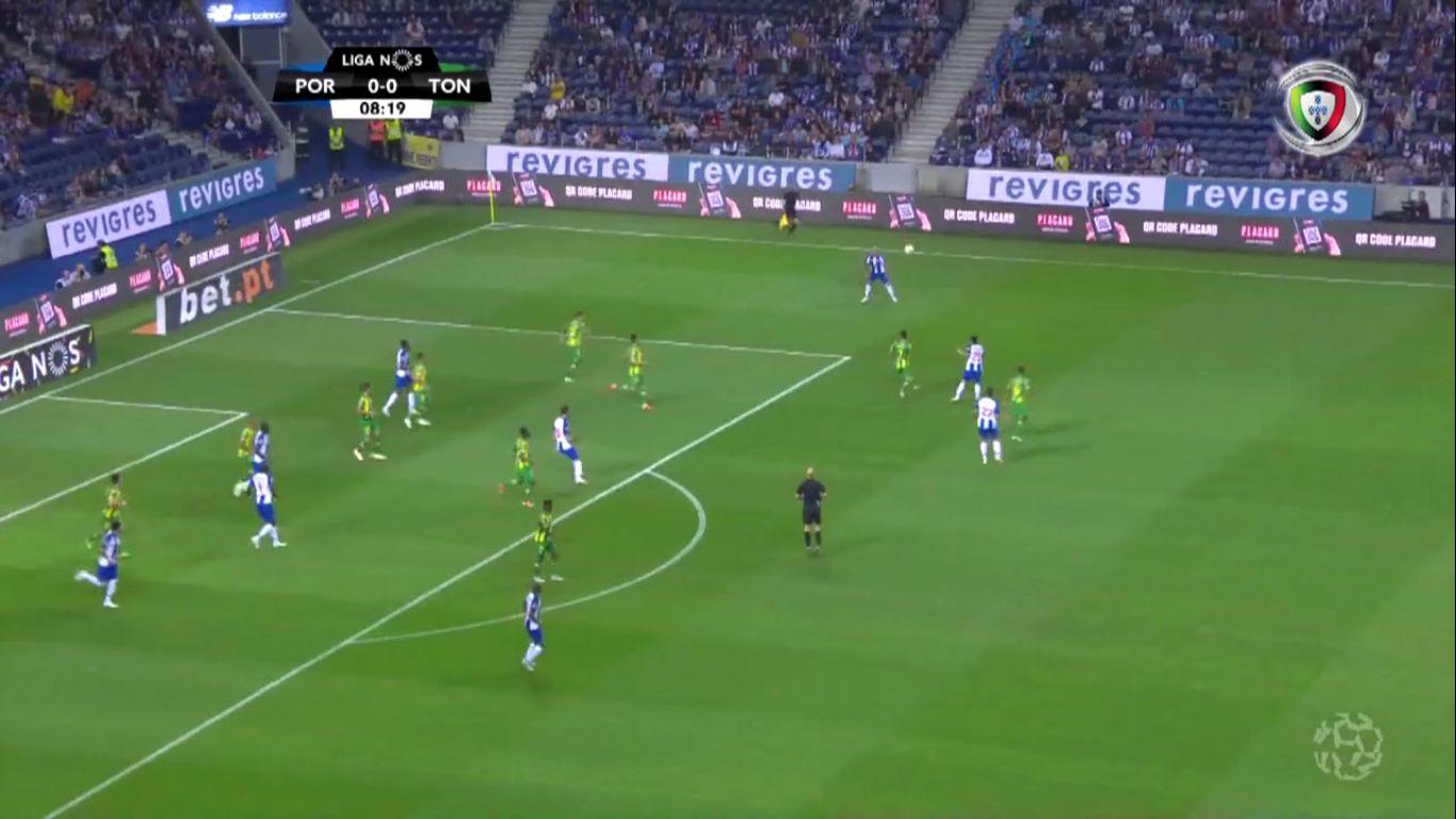 28-09-2018 - Porto 1-0 CD Tondela