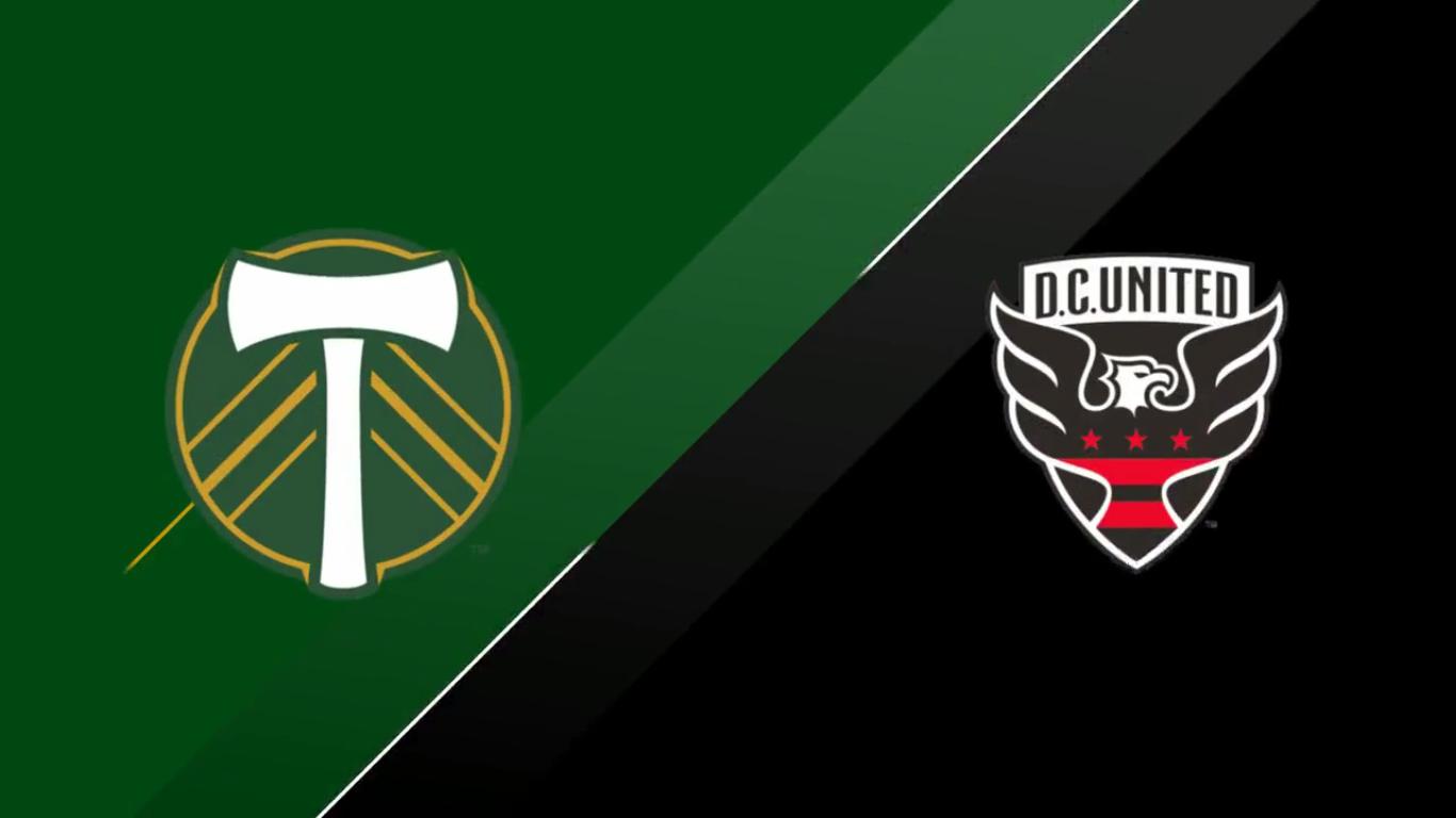 16-09-2019 - Portland Timbers 0-1 DC United