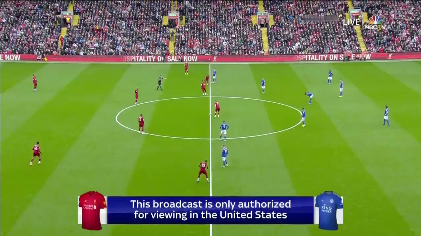 05-10-2019 - Liverpool 2-1 Leicester City