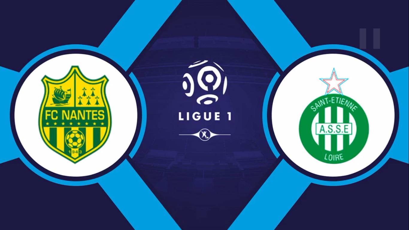 10-11-2019 - Nantes 2-3 Saint-Etienne