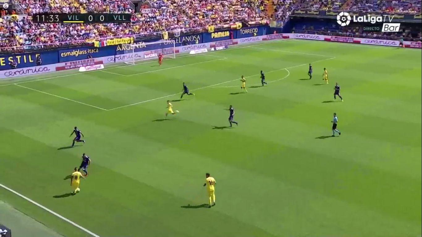 21-09-2019 - Villarreal 2-0 Real Valladolid