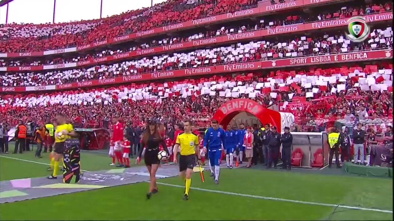 15-04-2018 - Benfica 0-1 FC Porto