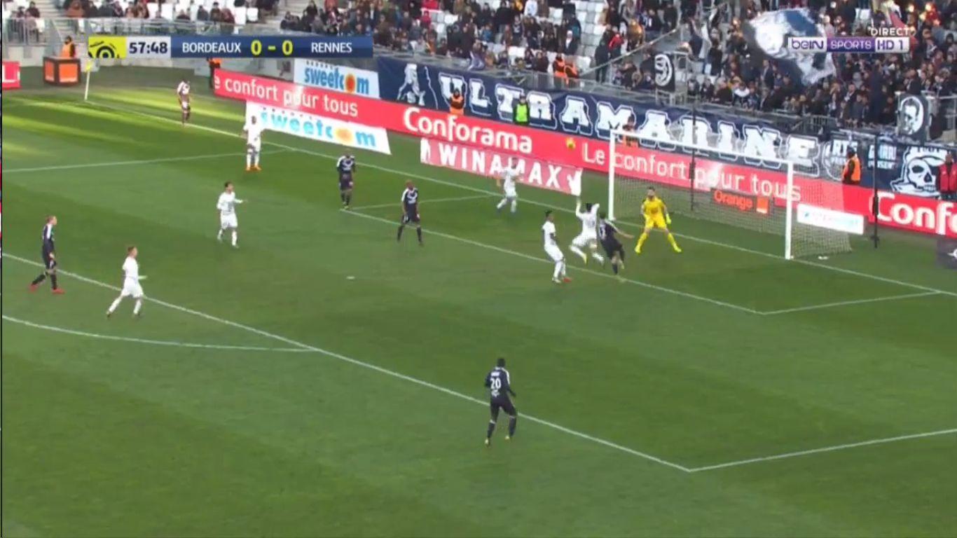 17-03-2019 - Bordeaux 1-1 Rennes
