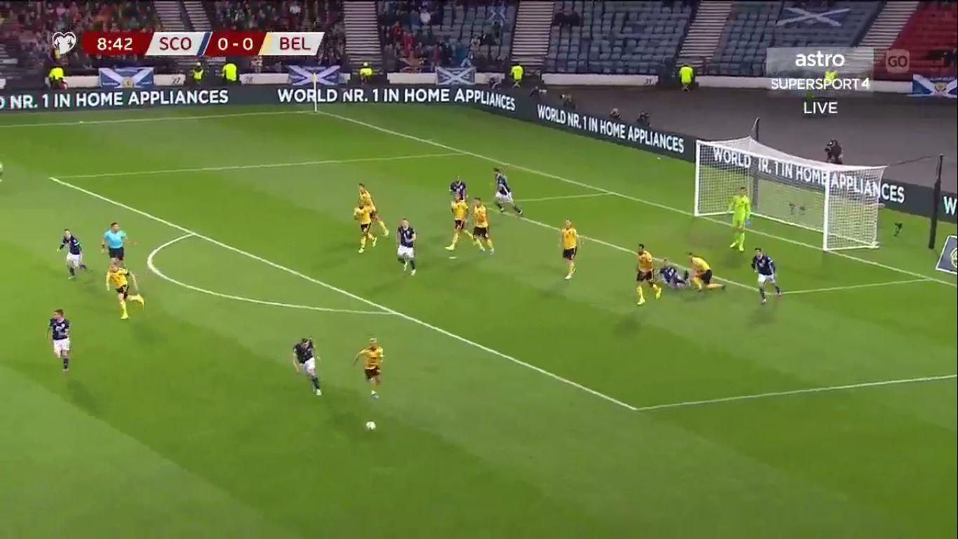 09-09-2019 - Scotland 0-4 Belgium (EURO QUALIF.)