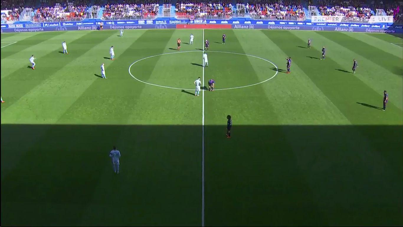 03-03-2019 - Eibar 1-0 Celta Vigo