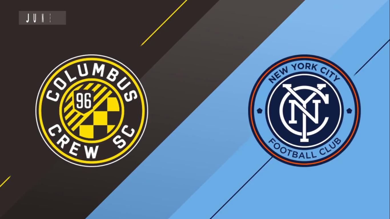 02-06-2019 - Columbus Crew 2-2 New York City FC