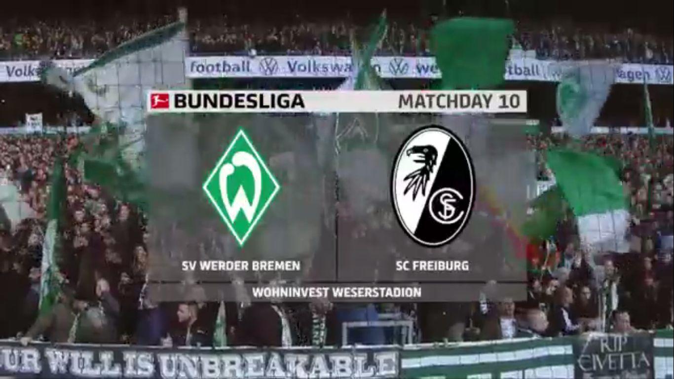 02-11-2019 - Werder Bremen 2-2 Freiburg