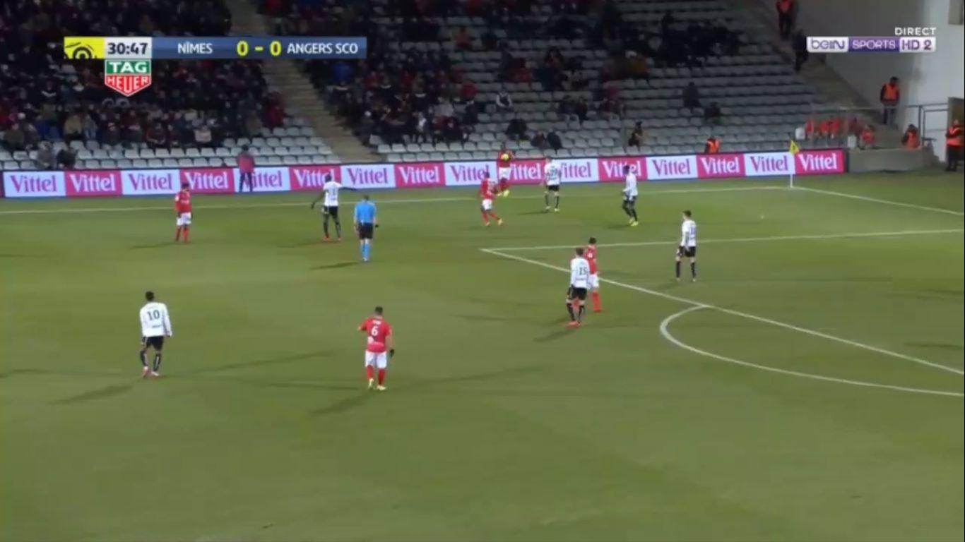 23-01-2019 - Nimes 3-1 Angers