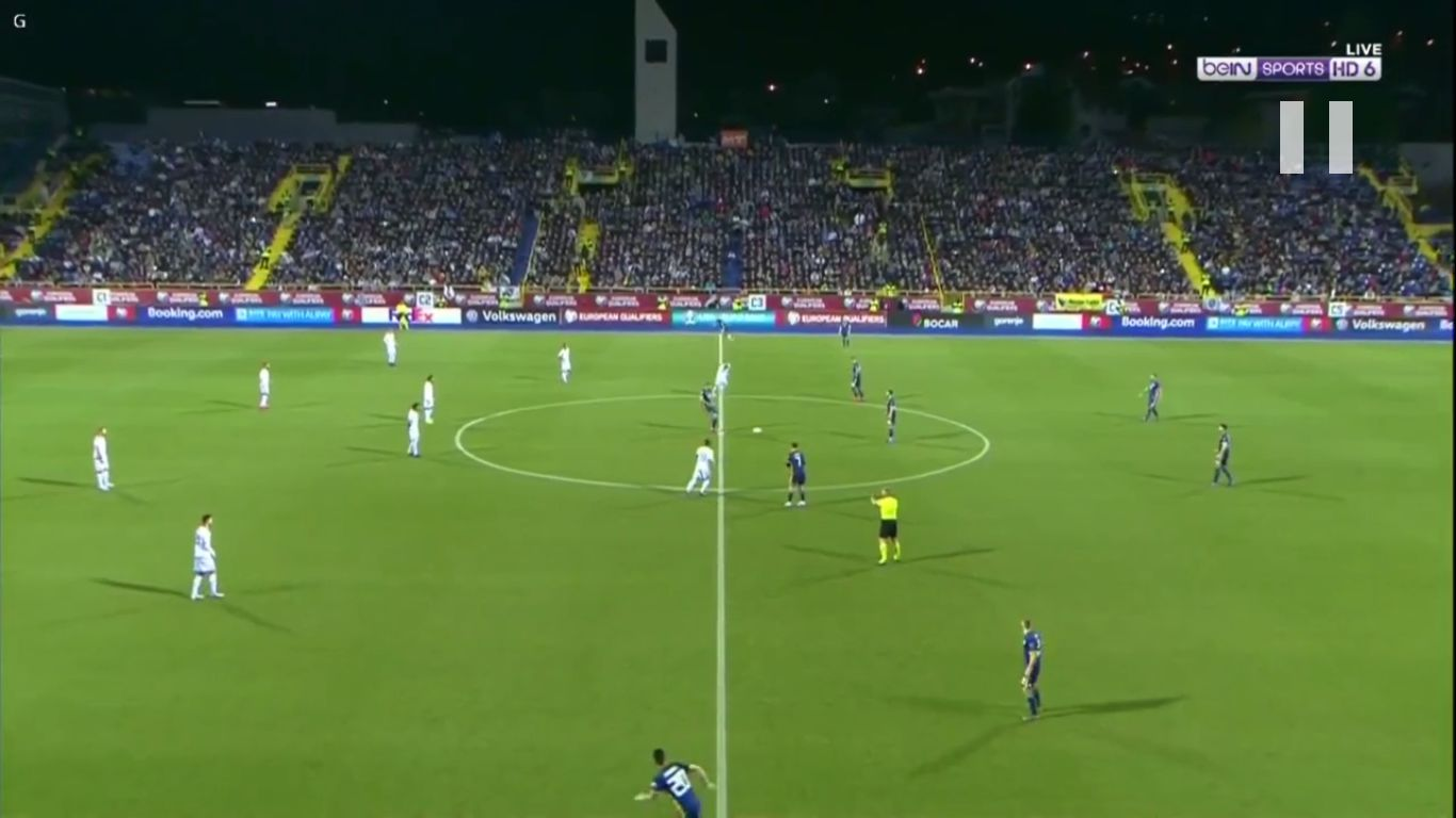23-03-2019 - Bosnia and Herzegovina 2-1 Armenia (EURO QUALIF.)