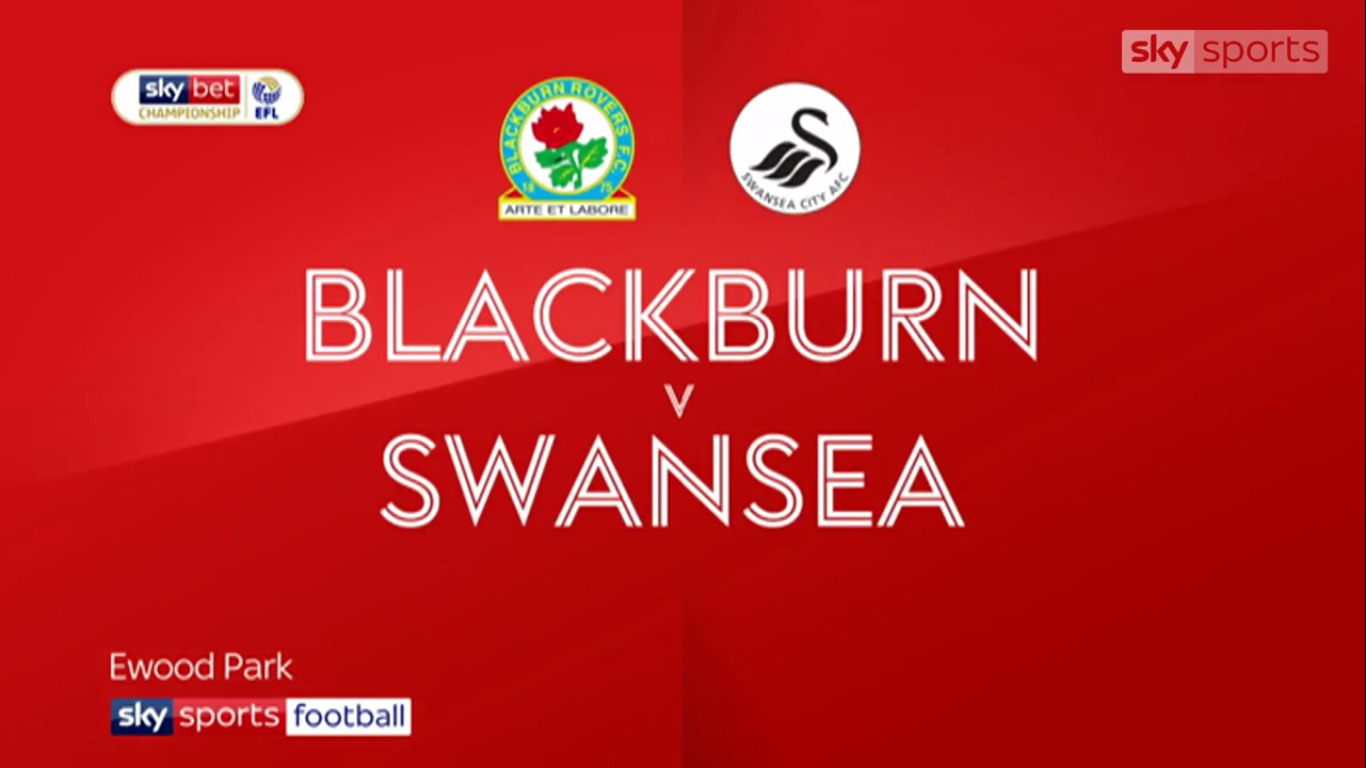 05-05-2019 - Blackburn Rovers 2-2 Swansea City (CHAMPIONSHIP)