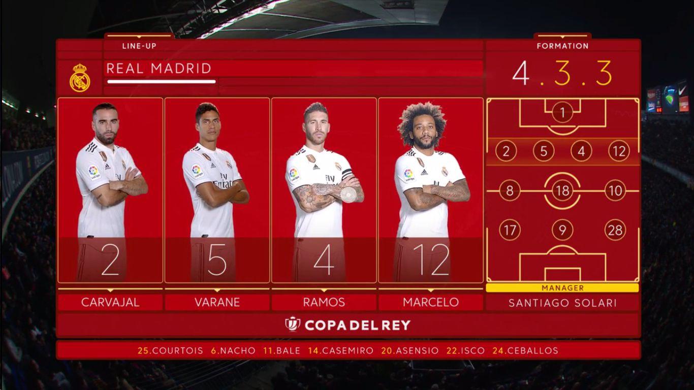 06-02-2019 - Barcelona 1-1 Real Madrid (COPA DEL REY)