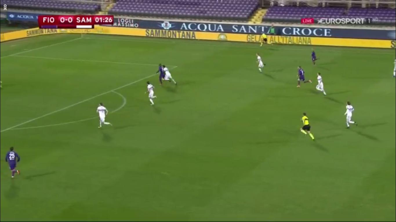 Fiorentina 3-2 Sampdoria (COPPA ITALIA)