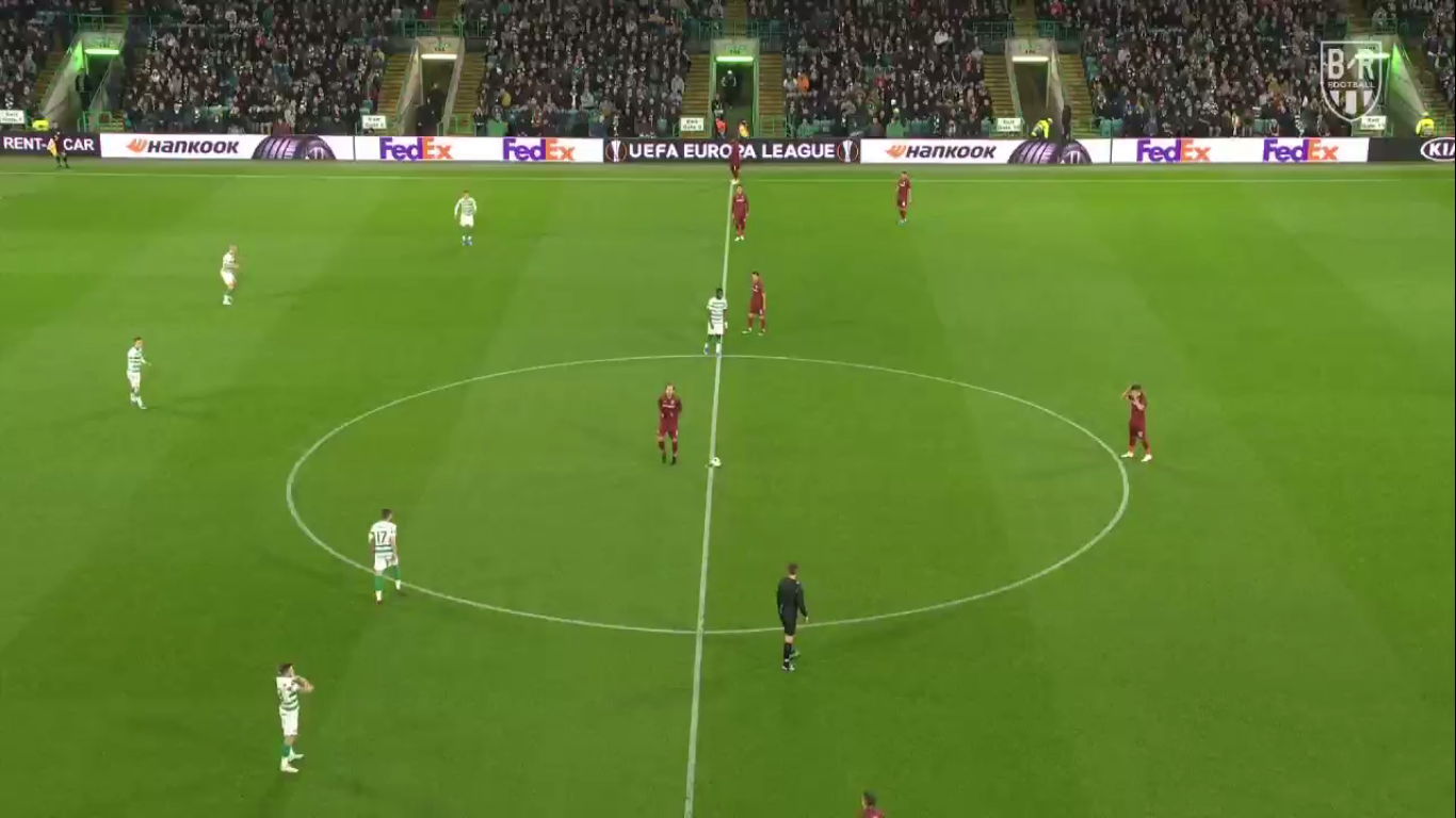 03-10-2019 - Celtic 2-0 CFR Cluj (EUROPA LEAGUE)