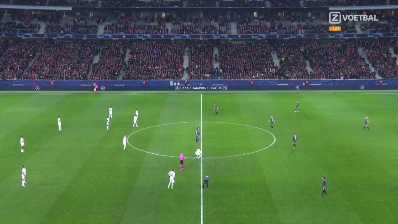27-11-2019 - Lille 0-2 Ajax (CHAMPIONS LEAGUE)