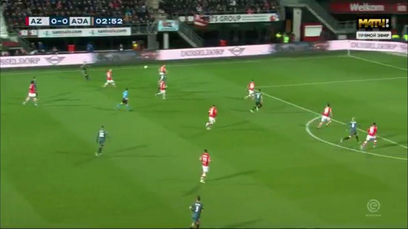 15-12-2019 - AZ Alkmaar 1-0 Ajax Amsterdam
