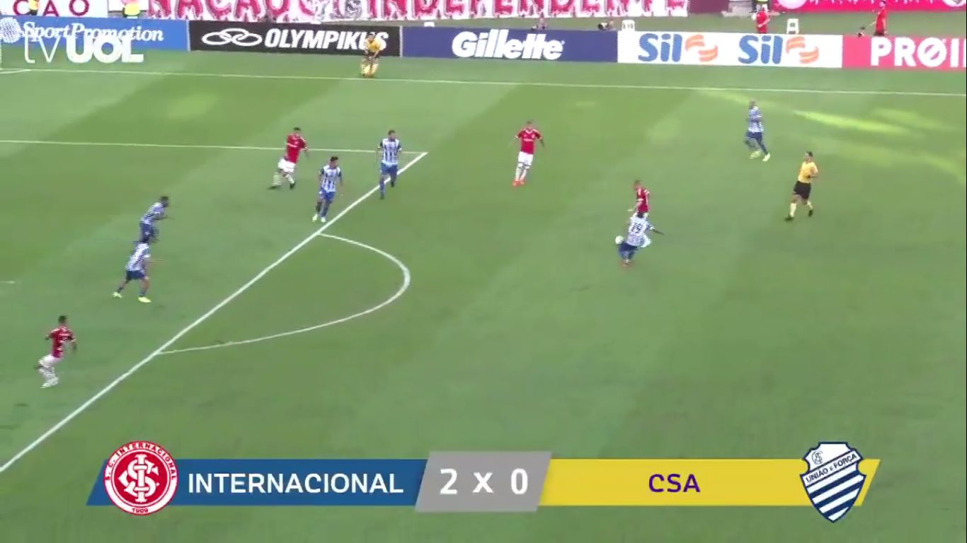 20-05-2019 - Internacional 2-0 CSA AL