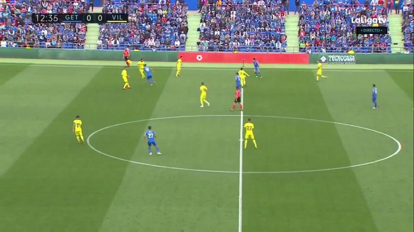 18-05-2019 - Getafe 2-2 Villarreal