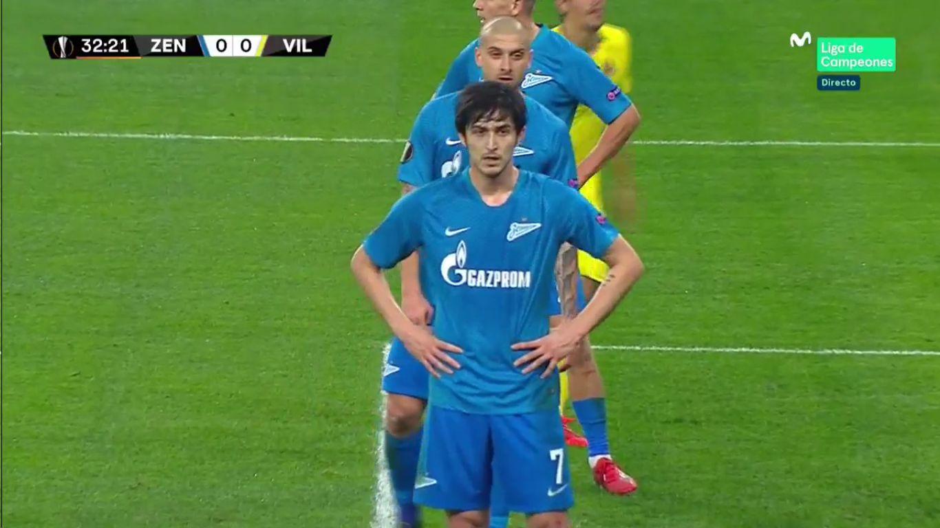 07-03-2019 - Zenit St. Petersburg 1-3 Villarreal (EUROPA LEAGUE)