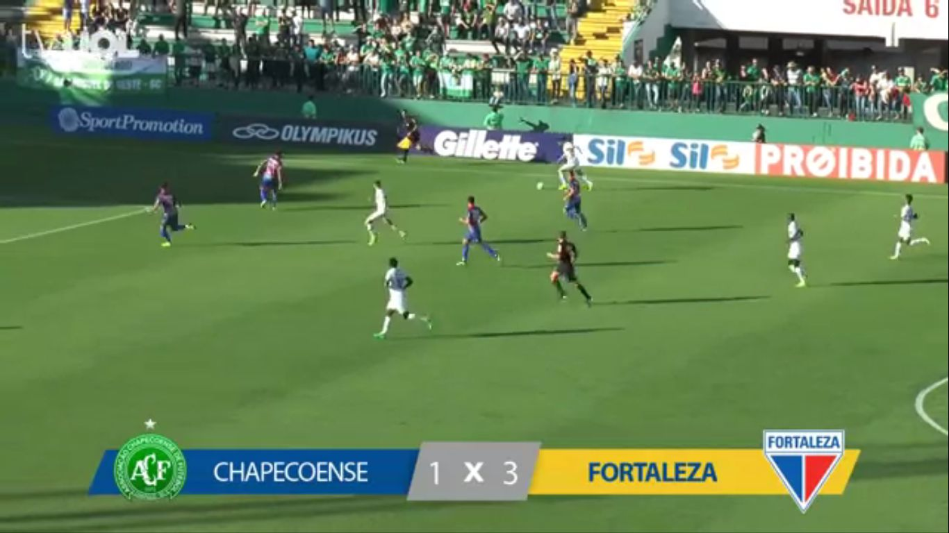 20-05-2019 - Chapecoense AF 1-3 Fortaleza EC CE