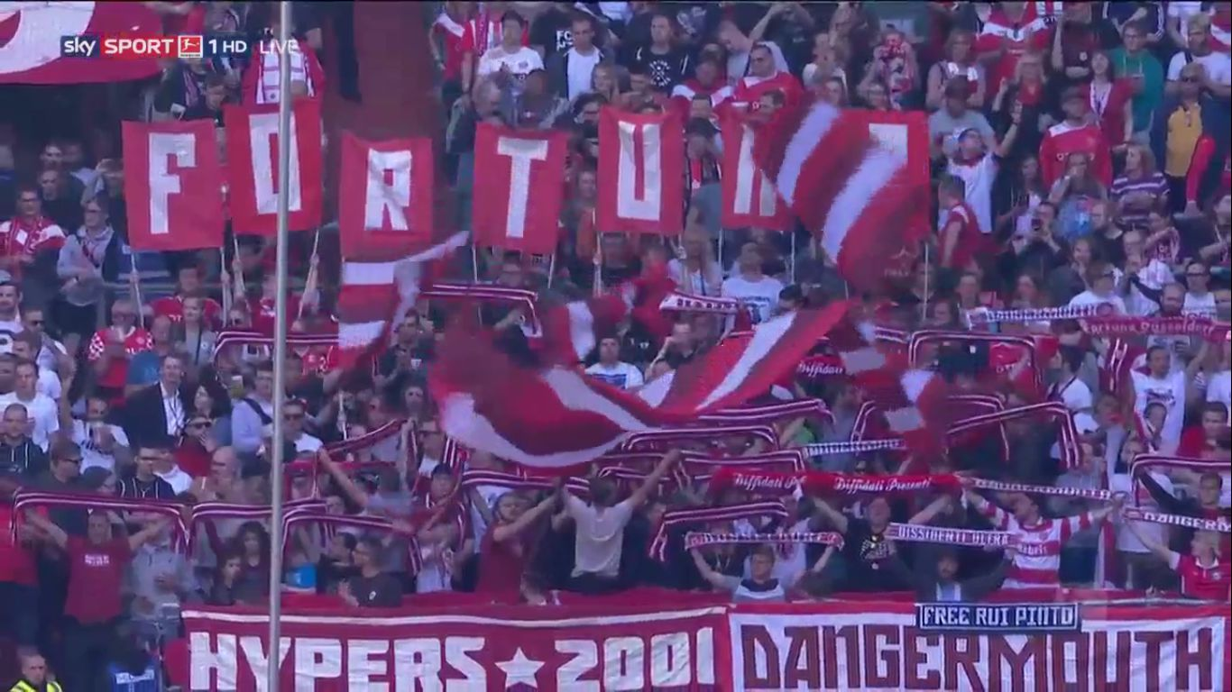 18-05-2019 - Fortuna Dusseldorf 2-1 Hannover 96