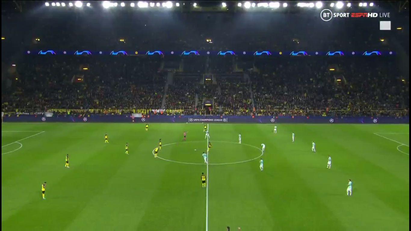 05-11-2019 - Borussia Dortmund 3-2 Inter (CHAMPIONS LEAGUE)