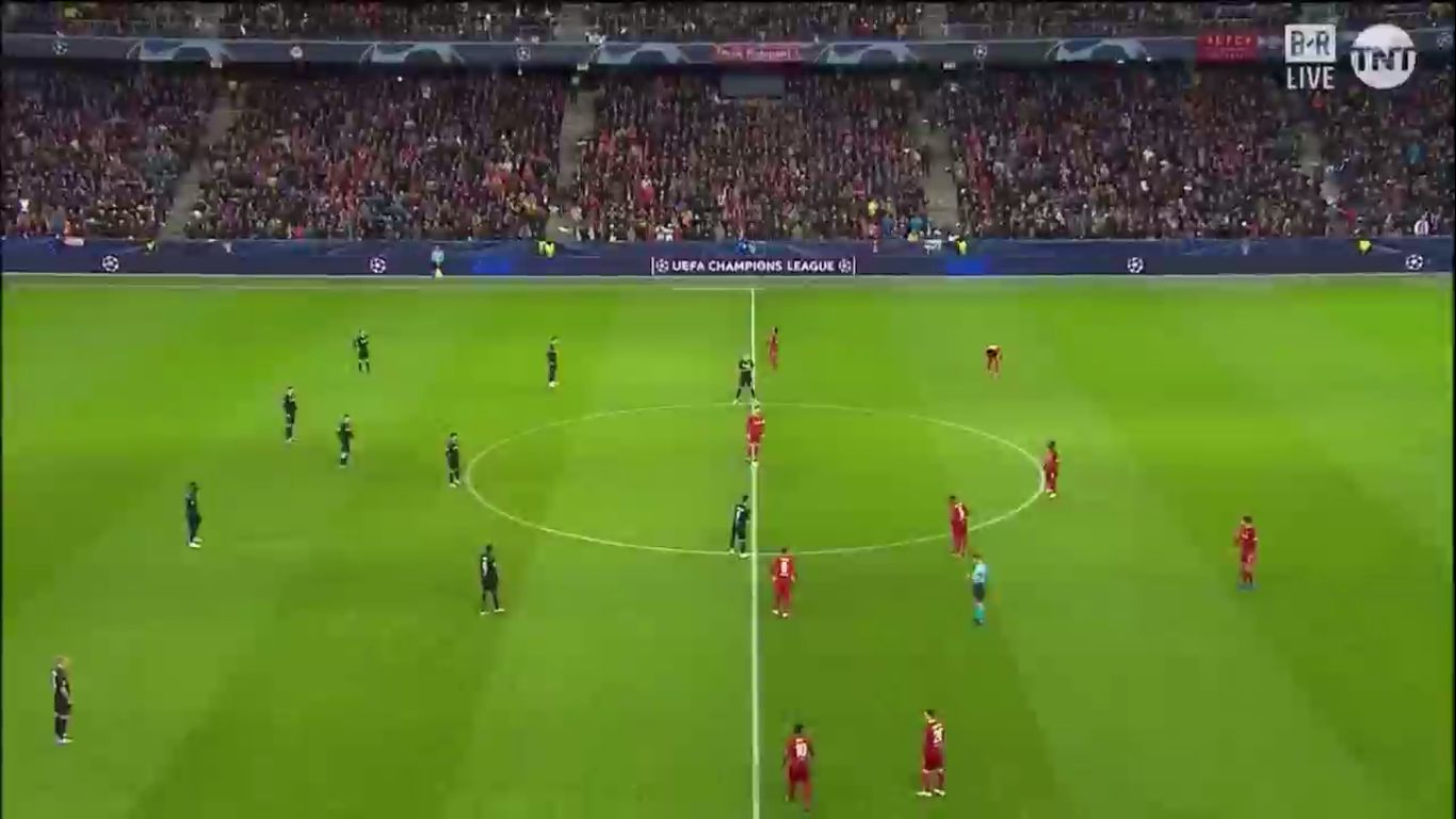 10-12-2019 - Salzburg 0-2 Liverpool (CHAMPIONS LEAGUE)