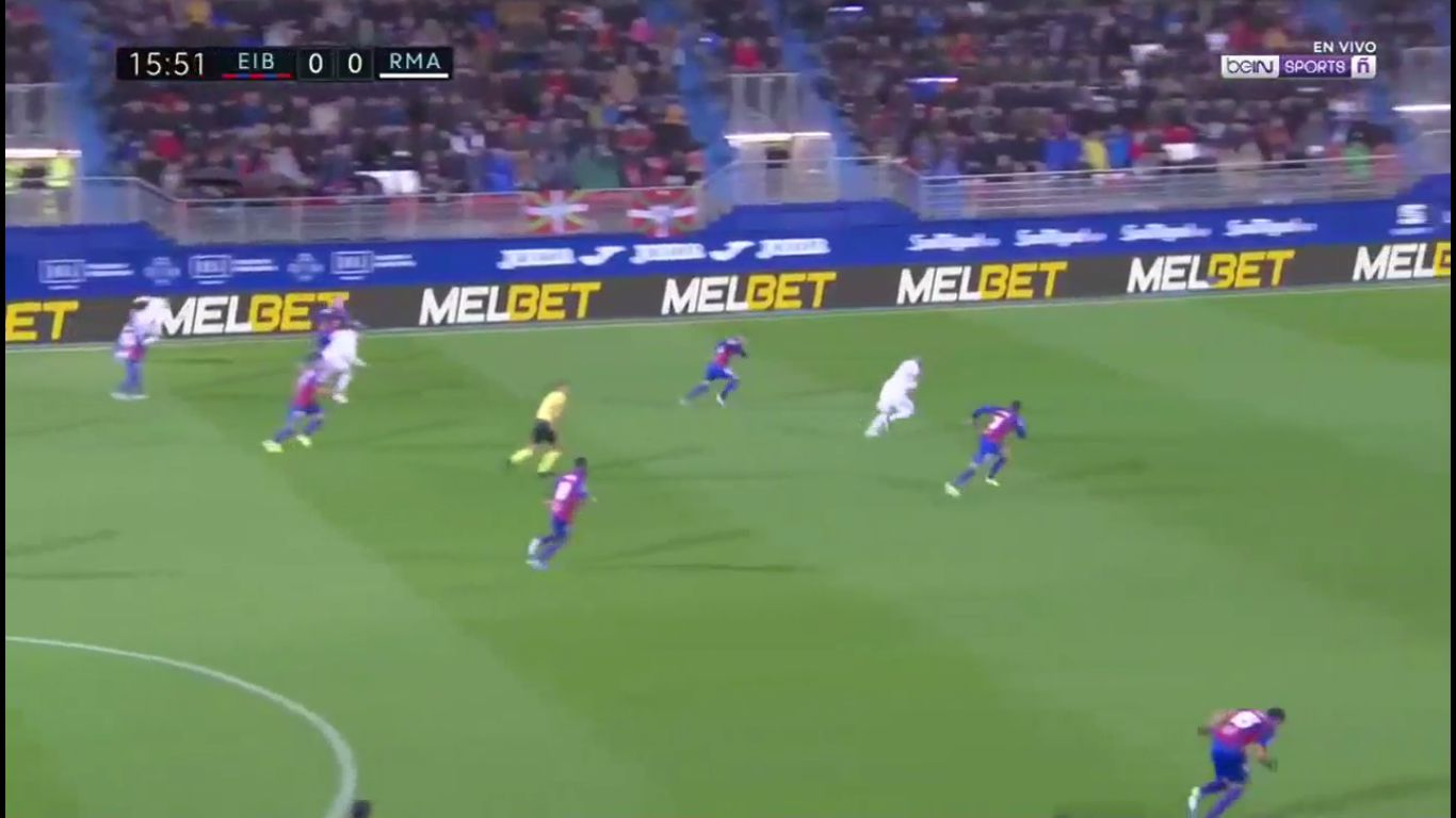 09-11-2019 - Eibar 0-4 Real Madrid