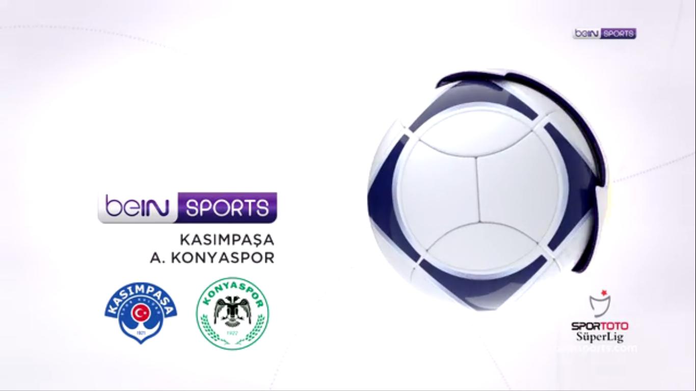 17-05-2019 - Kasimpasa 1-1 Konyaspor
