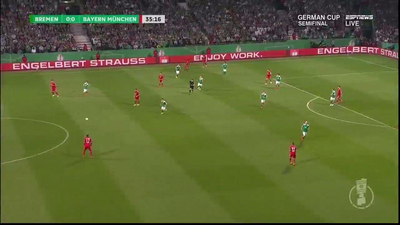24-04-2019 - Werder Bremen 2-3 FC Bayern Munchen (DFB POKAL)