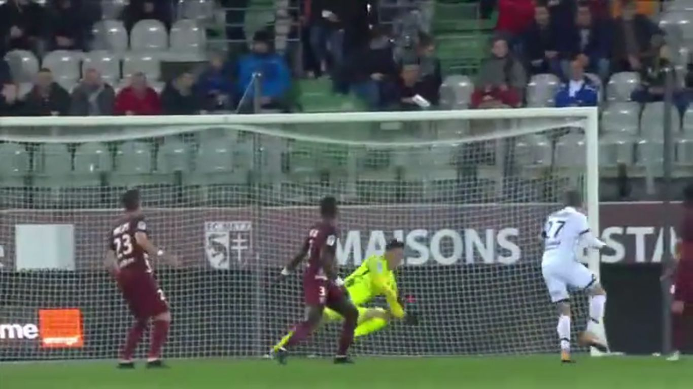 Metz 1-2 Dijon