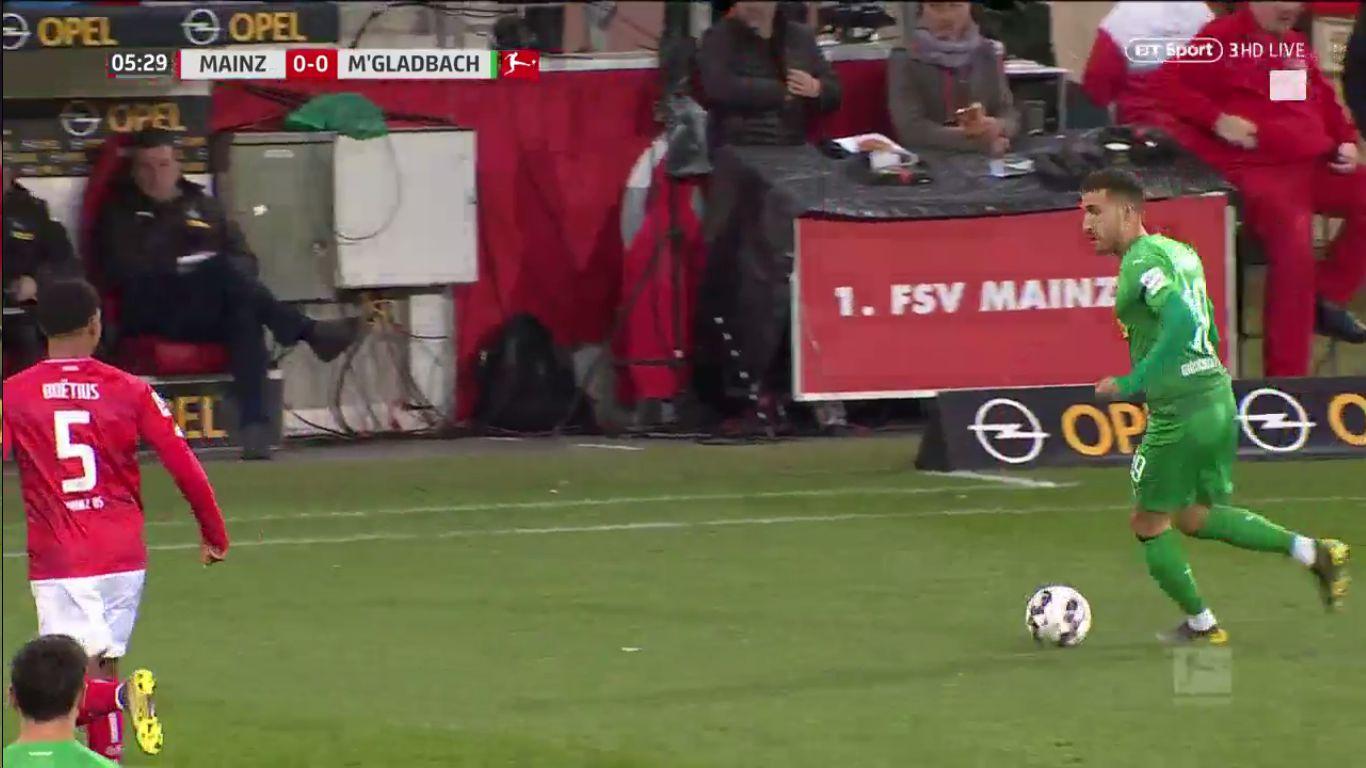 09-03-2019 - Mainz 05 0-1 Borussia Monchengladbach