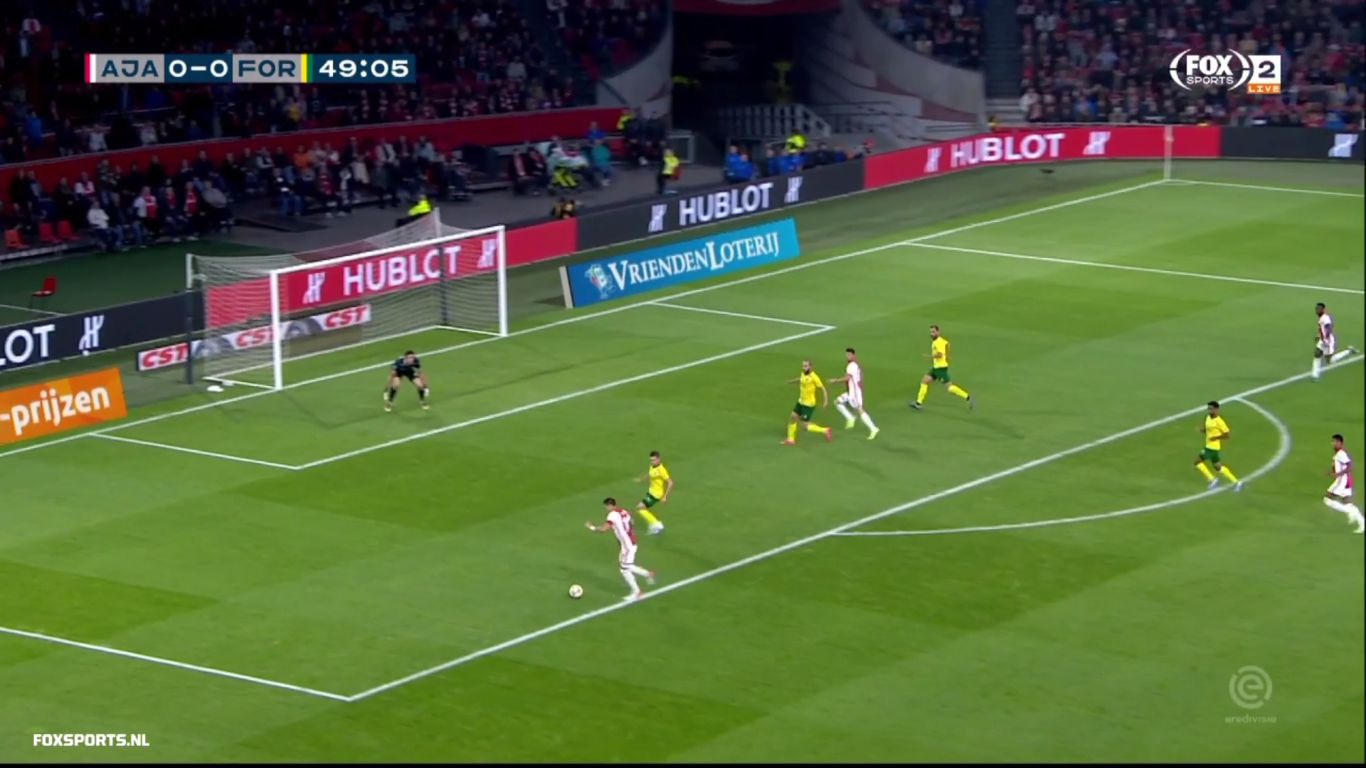 25-09-2019 - Ajax Amsterdam 5-0 Fortuna Sittard