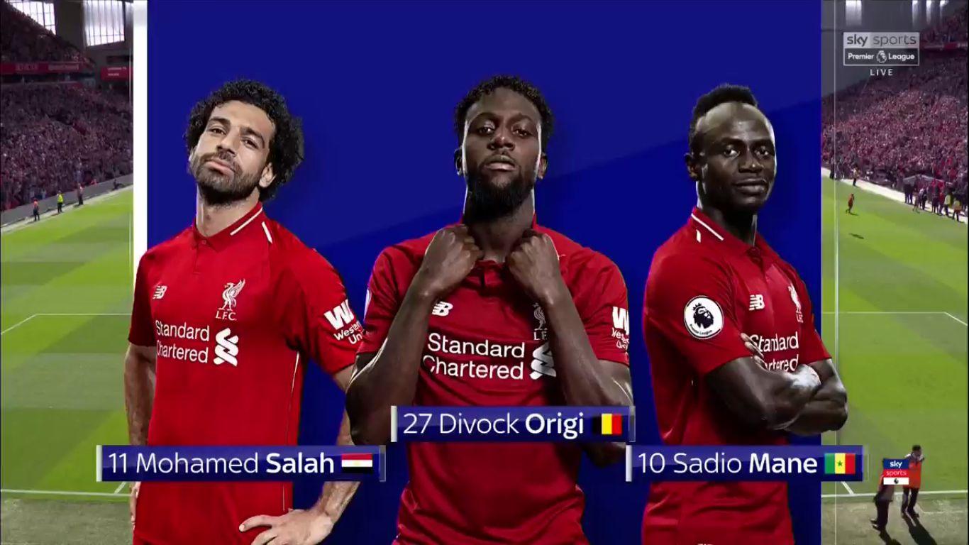 12-05-2019 - Liverpool 2-0 Wolverhampton Wanderers