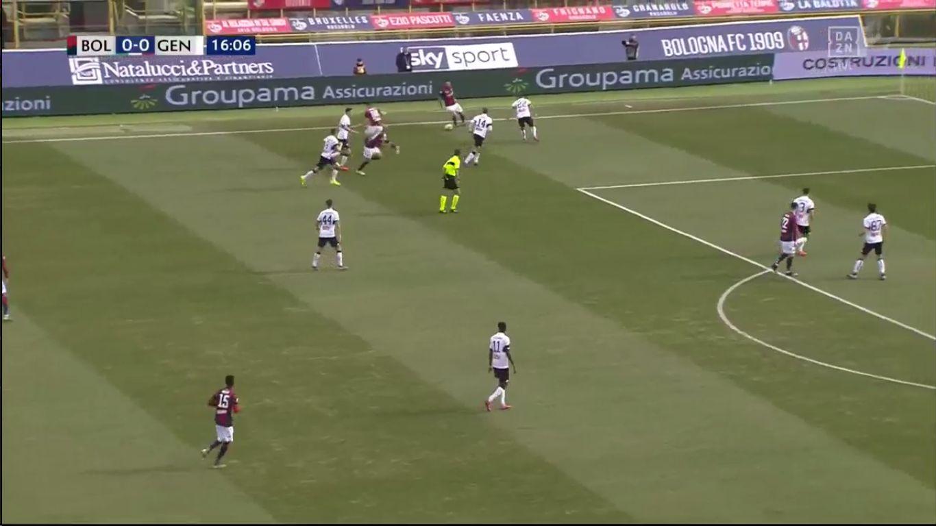 10-02-2019 - Bologna 1-1 Genoa