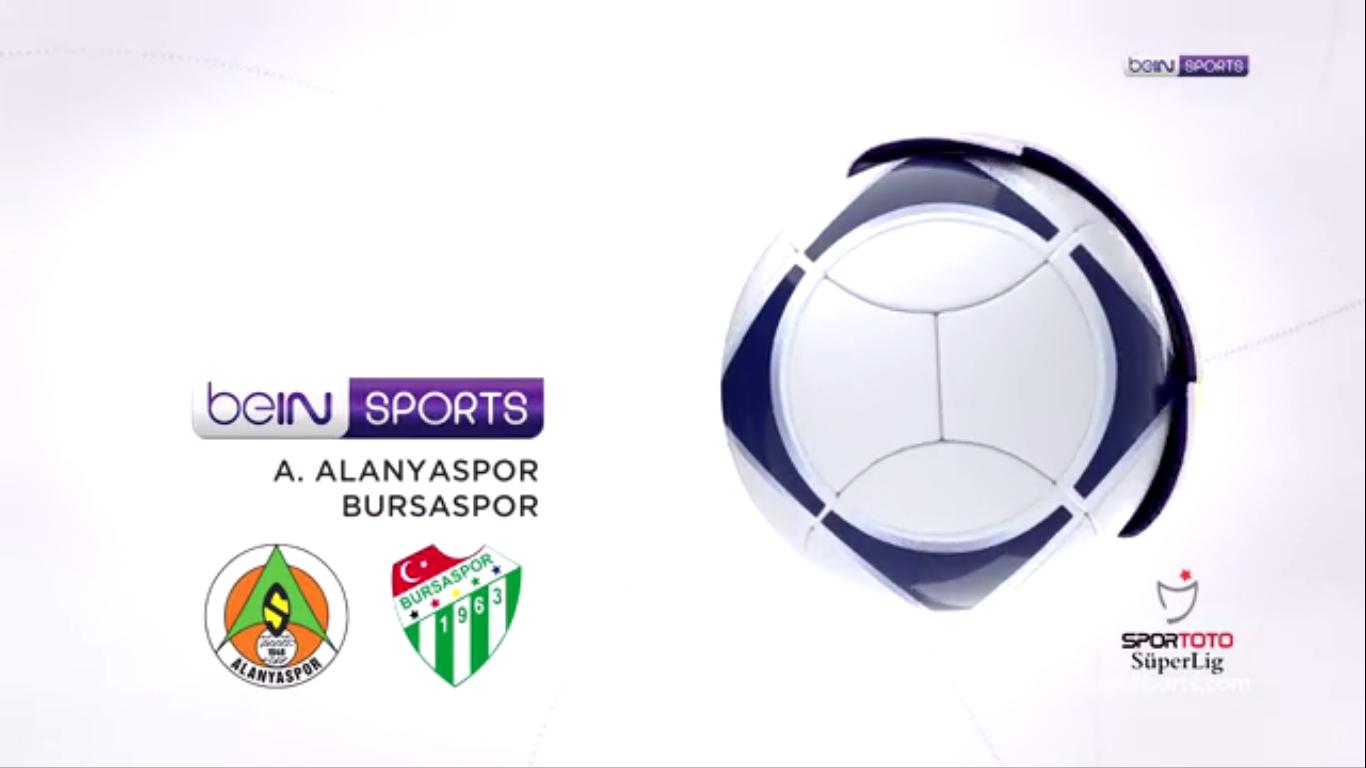 06-04-2019 - Alanyaspor 1-0 Bursaspor