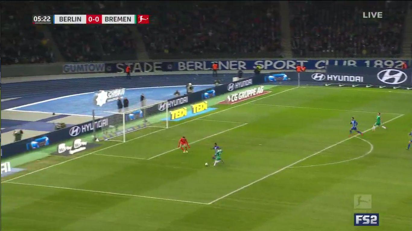 16-02-2019 - Hertha BSC 1-1 Werder Bremen