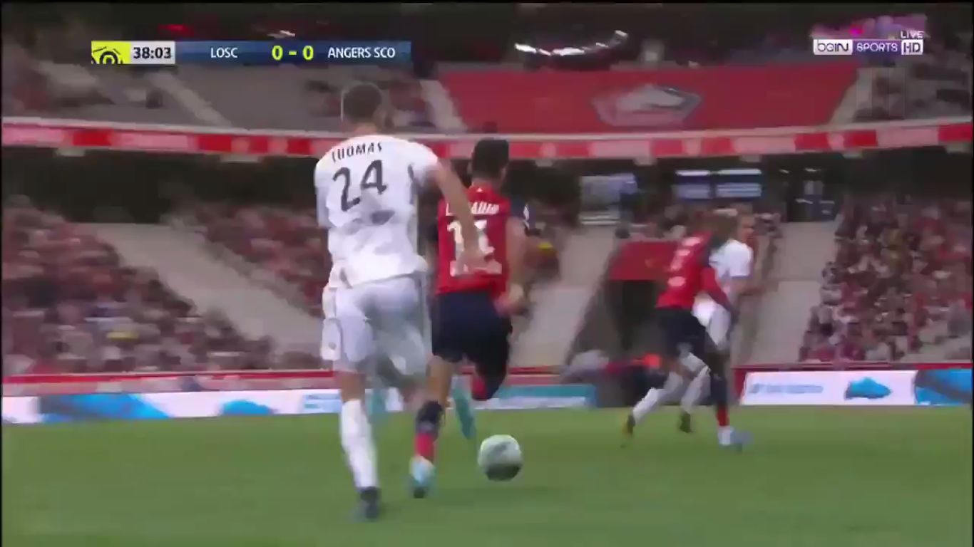 13-09-2019 - Lille 2-1 Angers