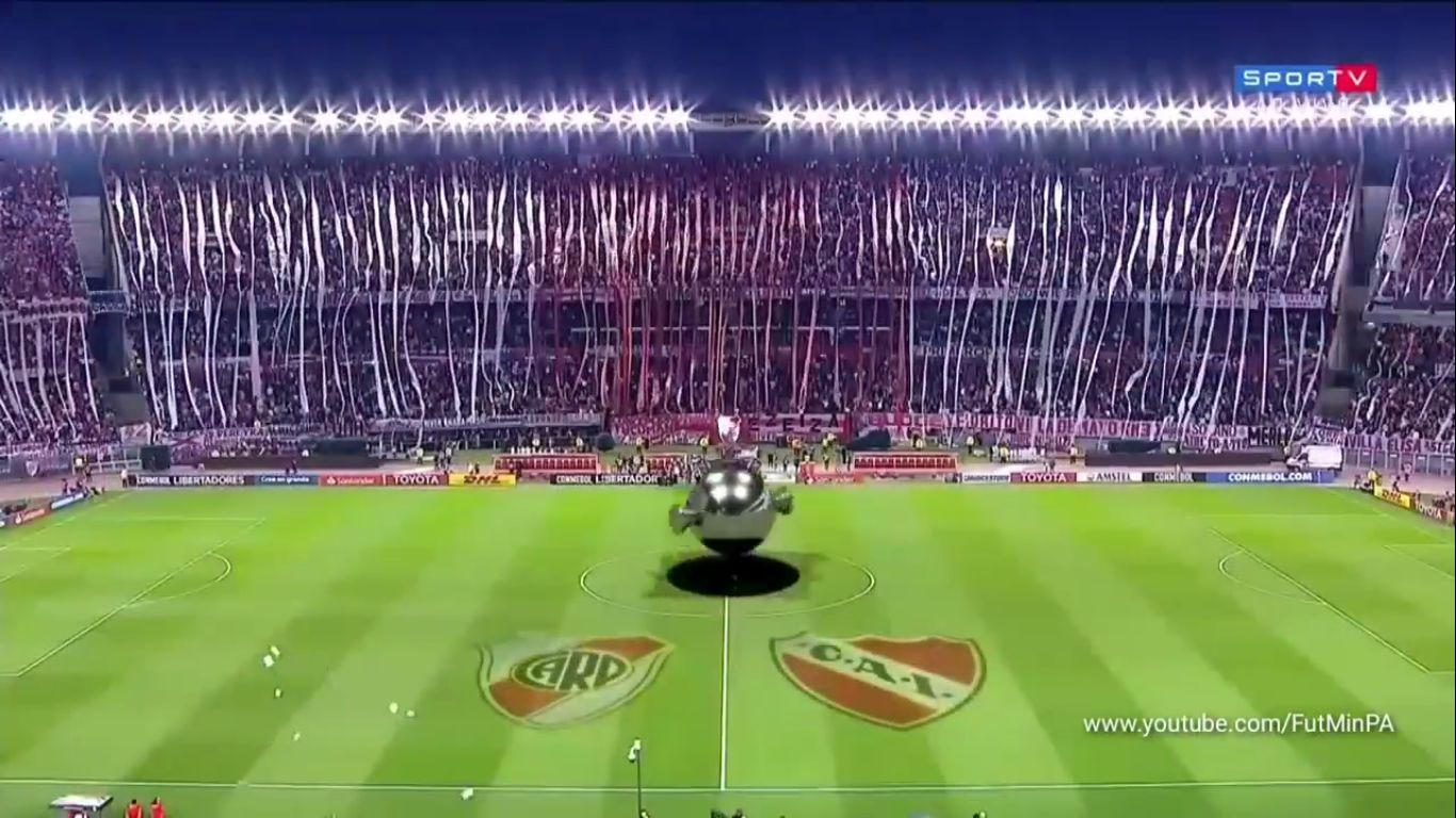 03-10-2018 - River Plate 3-1 Independiente (COPA LIBERTADORES)