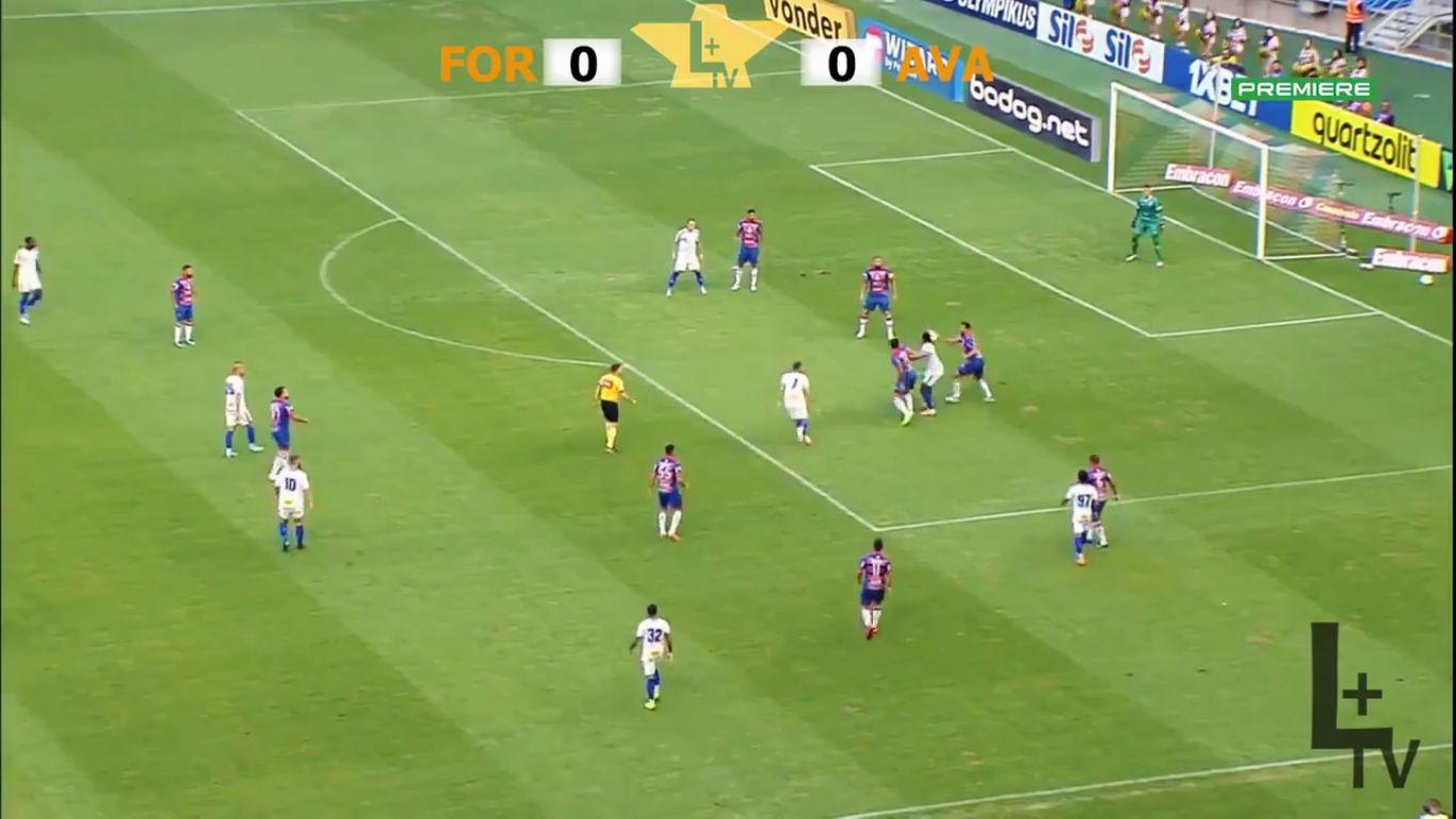 14-07-2019 - Fortaleza EC CE 2-0 Avai FC SC