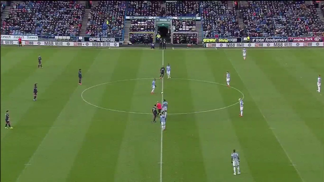 09-02-2019 - Huddersfield Town 1-2 Arsenal