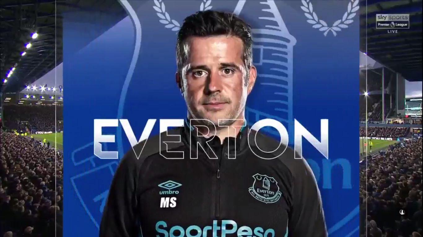 03-11-2019 - Everton 1-1 Tottenham Hotspur