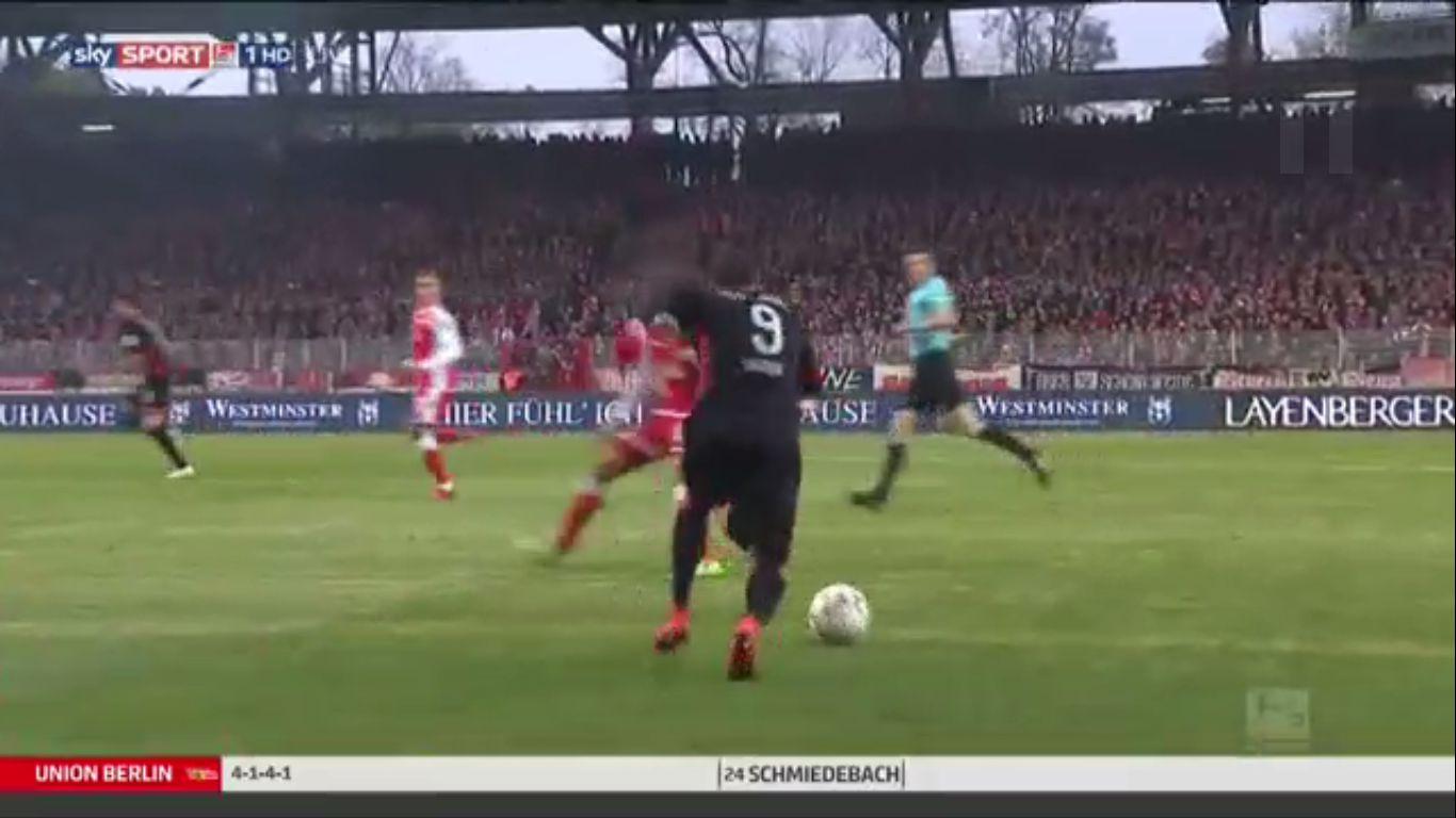 12-04-2019 - 1. FC Union Berlin 2-2 SSV Jahn Regensburg (2. BUNDESLIGA)