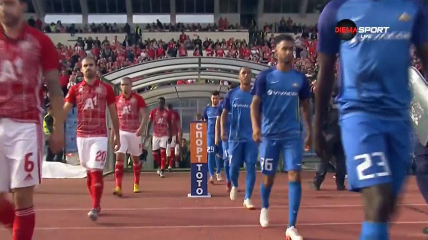 29-09-2018 - PFC CSKA-Sofia 0-1 Levski Sofia